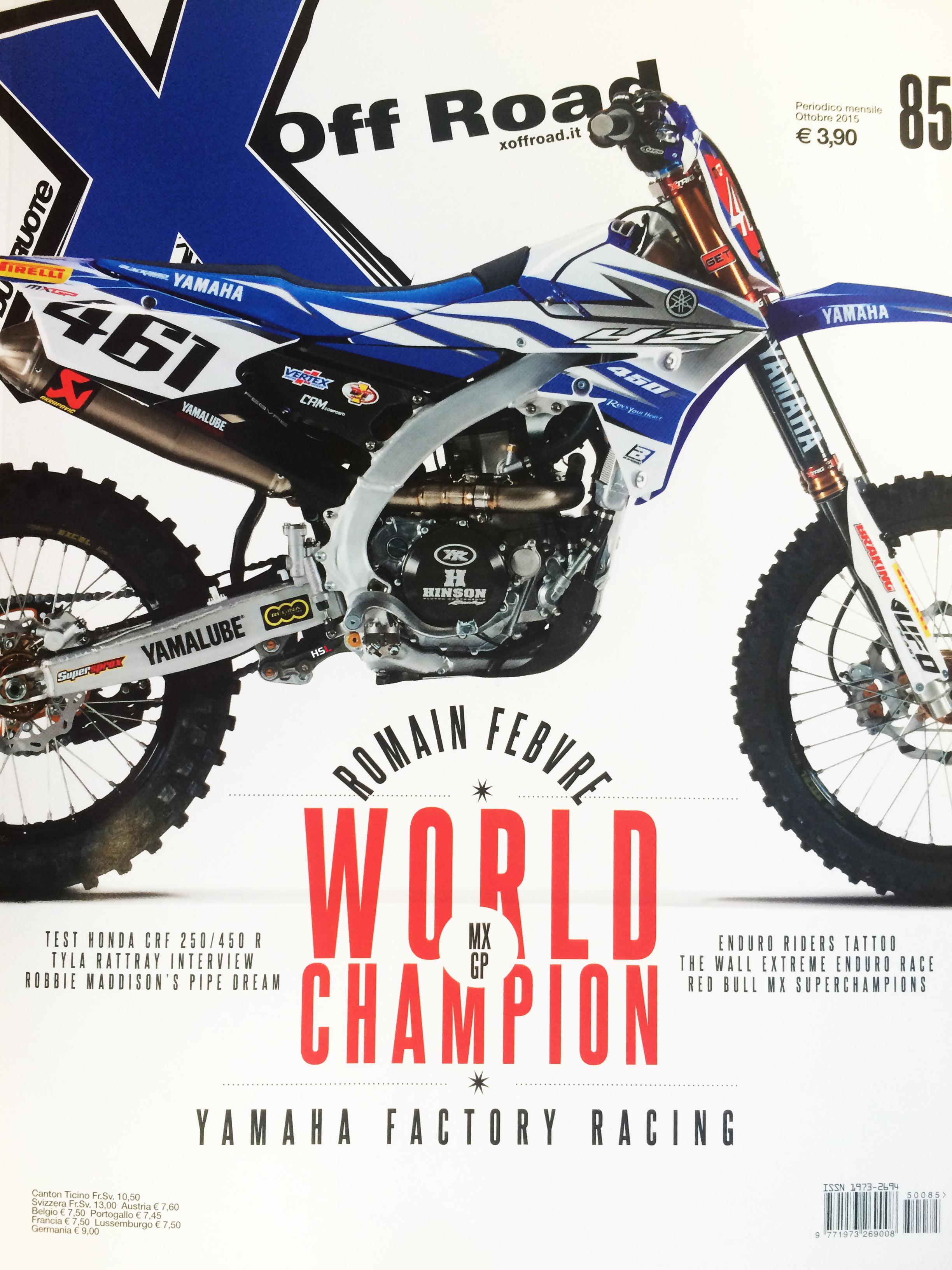 World Champ Romain Fevre !