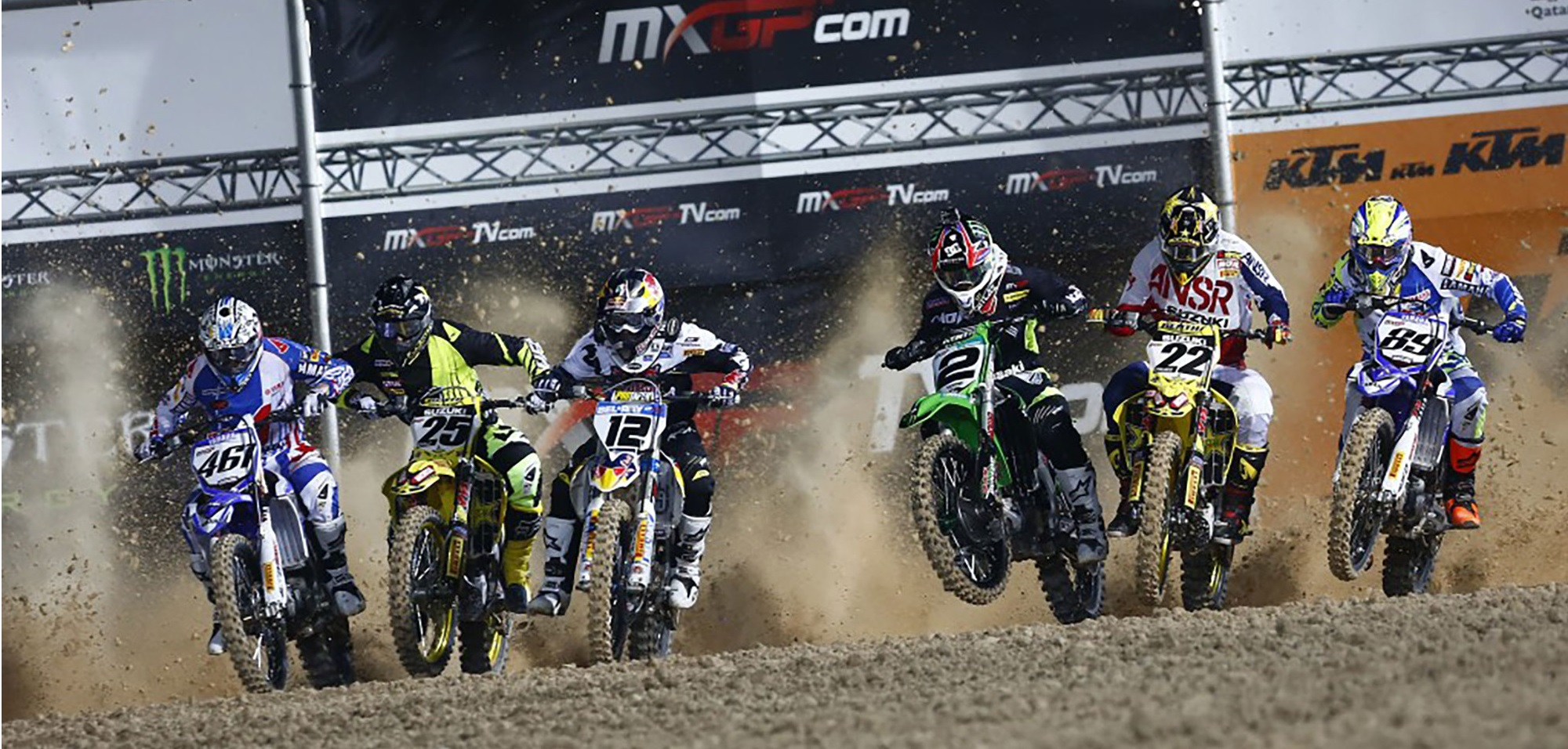 HSL in the 2015 MXGP season !